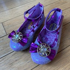Tangled Rapunzel Dress-Up Shoes